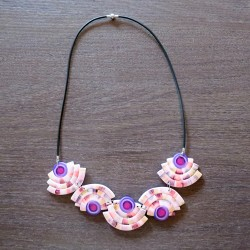 COLLIER EVENTAIL